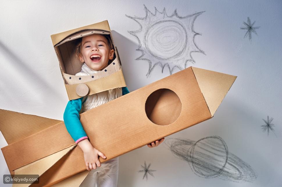 أنشطة منزلية ممتعة: امرح مع طفلك في المنزل