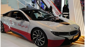 دبي تكشف عن سيارتها الجيومكانية ذاتية القيادة الأولى من نوعها
