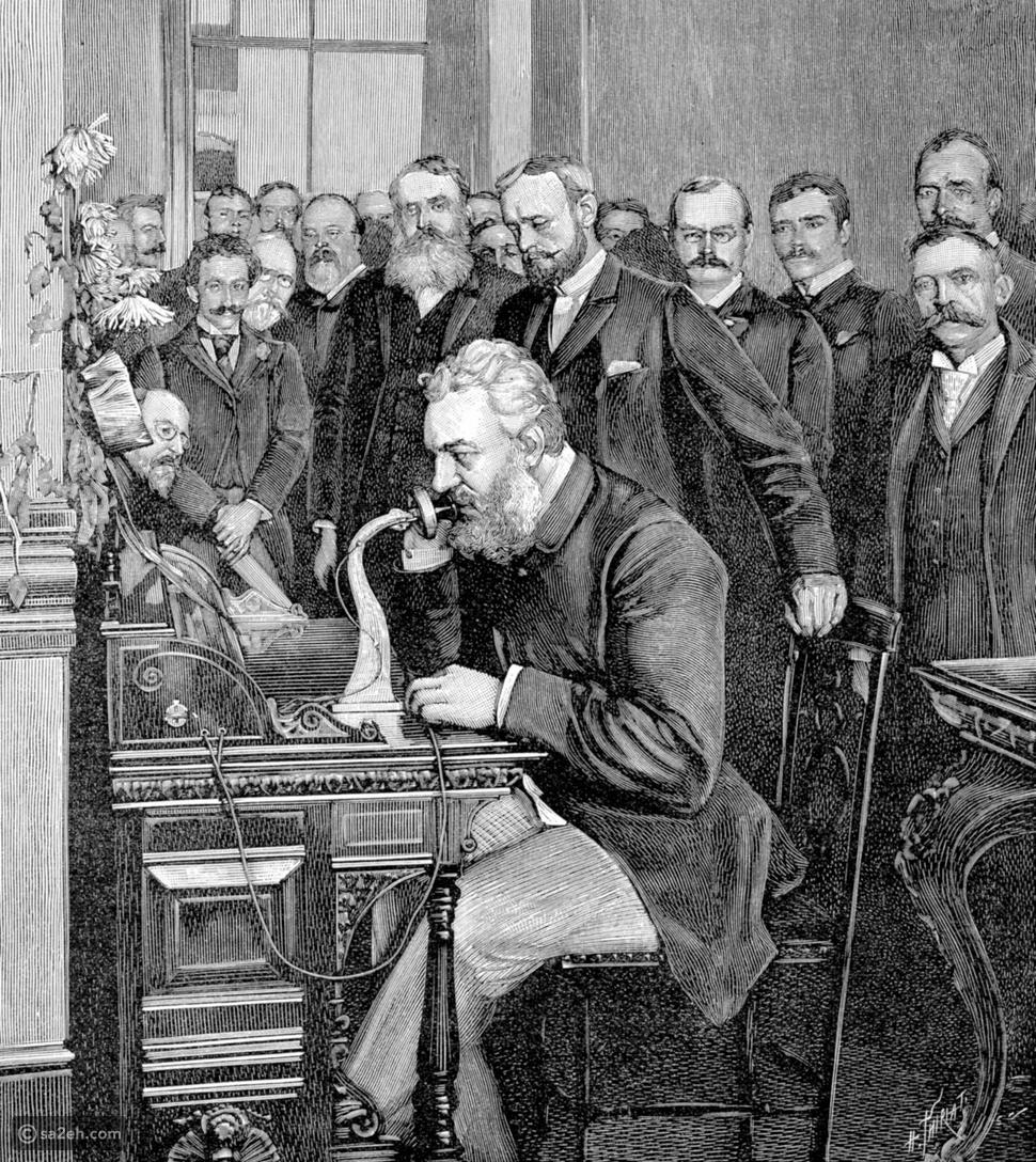 العالم يحتفل بمرور 142 سنة على أول اتصال هاتفي بين مدينتين في التاريخ