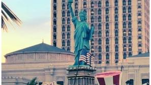 السعودية توضح سبب تواجد تمثال الحرية الأمريكي في جدة