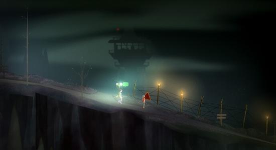 صورة من داخل لعبة أوكسين فري Oxenfree