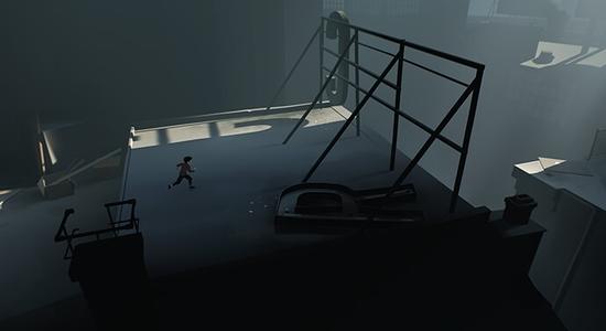صورة من داخل لعبة إنسايد Inside