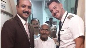 مسافر من القرن الماضي يُثير ذهول الجميع في مطار أبو ظبي.. هذه قصته