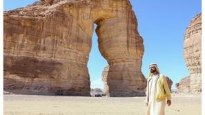 هكذا وصف الشيخ محمد بن راشد زيارته لمدينة العلا السعودية