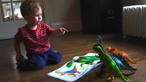 خبراء.. اهتمام الطفل بالديناصورات دليل على ذكائه