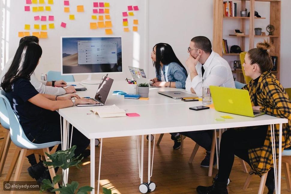 العمل من المنزل: فوائد تحسين روح التعاون بين فريق العمل