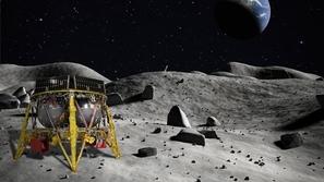 علماء يتوصلون إلى طريقة لاستخراج الماء على سطح القمر