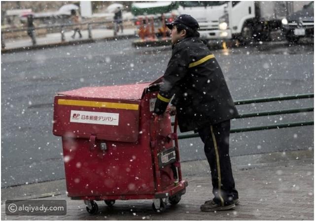ساعي بريد ياباني يمتنع عن توصيل 24 ألف رسالة - القيادي
