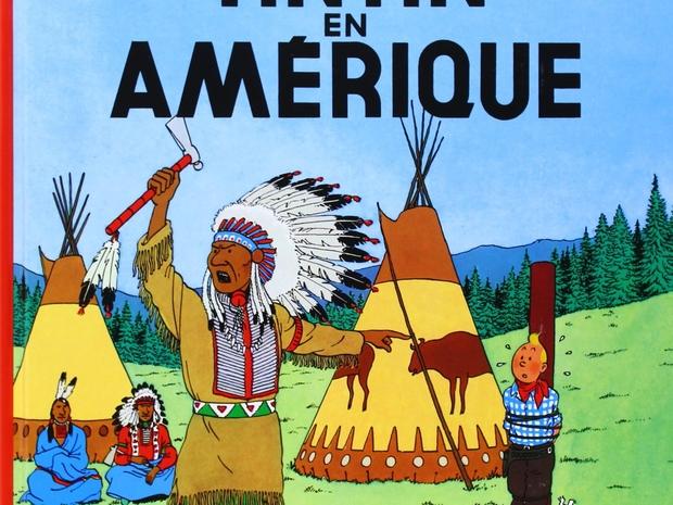تان تان في أمريكا