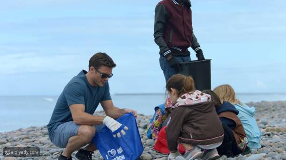 فيديو وصور دافيدوف يطلق عطرا جديدا ضمن مبادرته للحفاظ على المحيطات