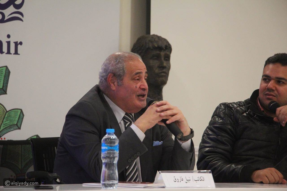 وداعاً رجل المستحيل: رحيل الكاتب نبيل فاروق