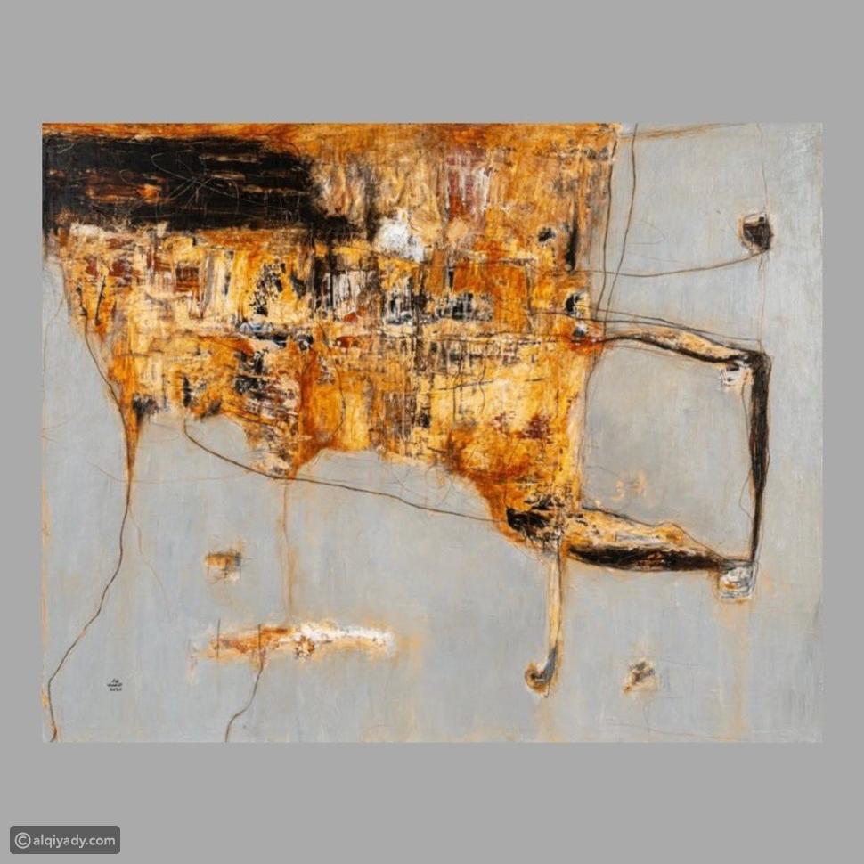 محمد بن سلمان: ما هي قصة اللوحة المعروضة في مكتبه؟
