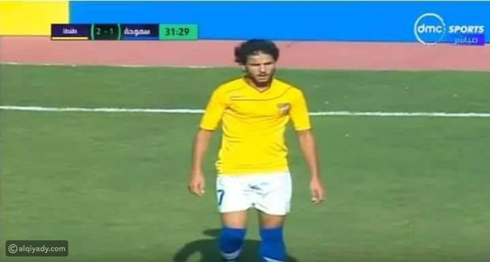 صورة: بطل مسلسل جيم أوف ثرونز Game of thrones يظهر في الدوري المصري