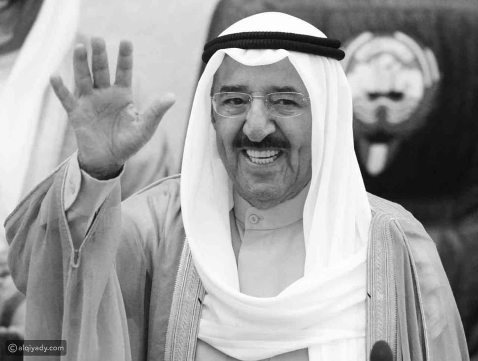 الشيخ الصباح الأحمد الجابر الصباح