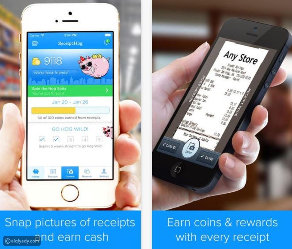 10 تطبيقات يمكنك من خلالها زيادة دخلك