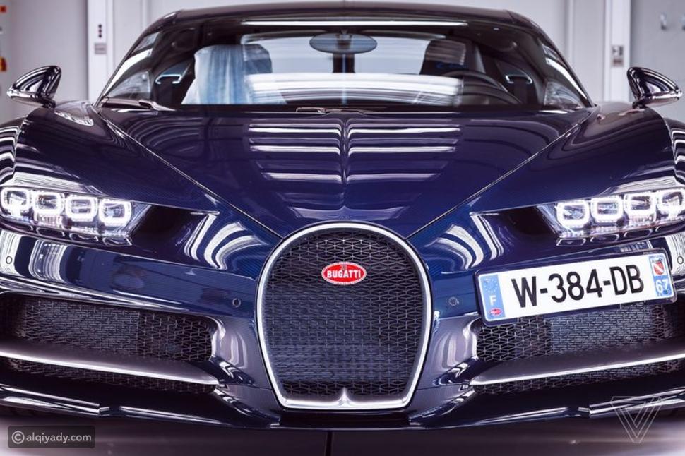 بوجاتي شيرون - Bugatti Chiron