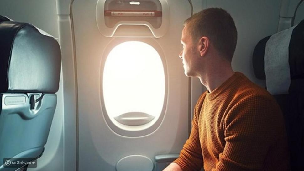 هل يمكن فتح باب الطائرة من الداخل أثناء تحليقها؟