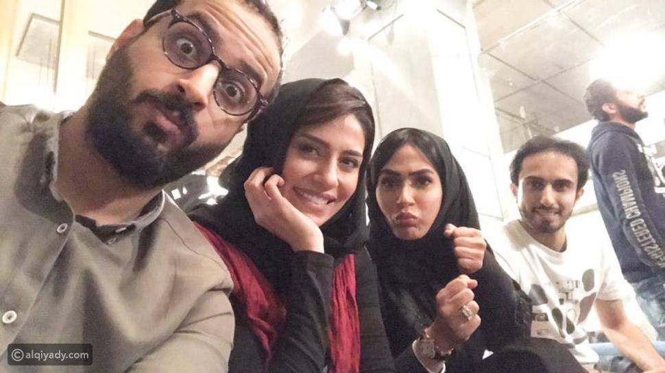تهنئة من ريان جيلر تكشف خطوبة خالد صقر وإلهام علي