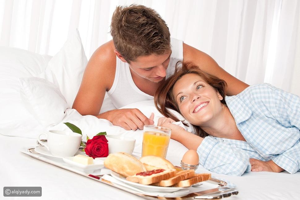 الرومانسية مع زوجتك
