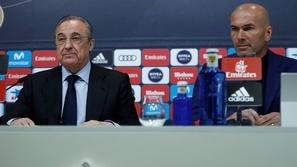 مبلغ خرافي تحت تصرف زيدان لإصلاح ريال مدريد