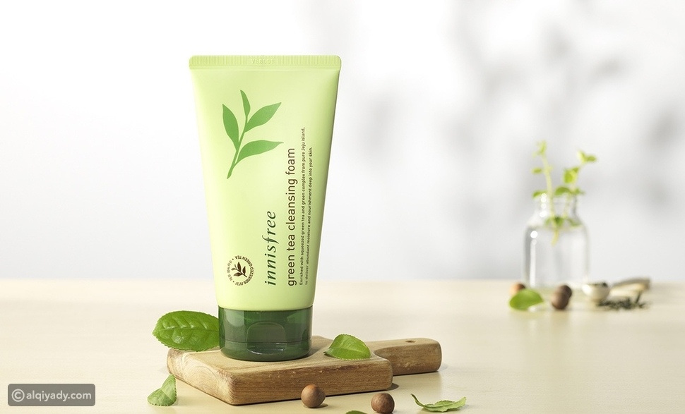 Innisfree Green Tea Pure Cleansing Foam