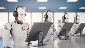 تقنية جديد تربط الروبوتات كالخلايا الحية