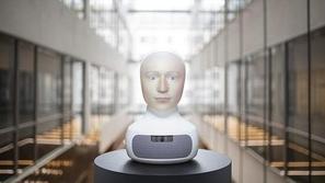 لأول مرة.. روبوت يجري مقابلات التوظيف