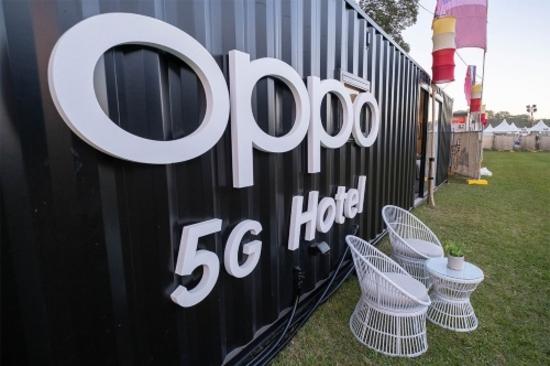 أوبو تحتفي بخمسة أعوام من الابتكار في مجال شبكات الجيل الخامس