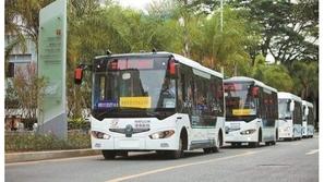 الصين تُطلق حافلات ذاتية القيادة متطورة للعامة.. هذه مواصفاتها