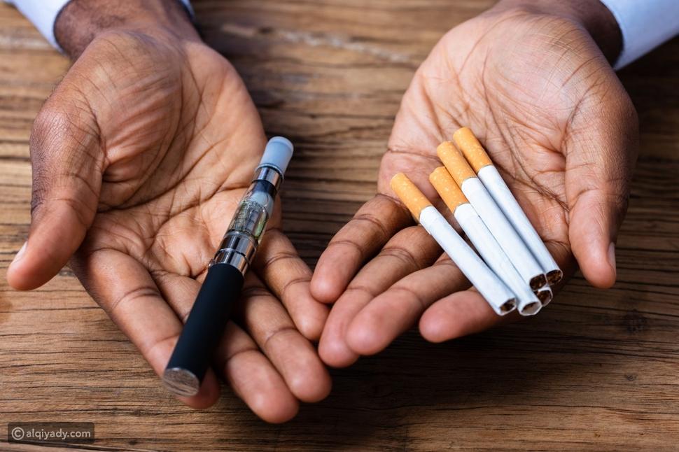 السيجارة الإلكترونية (Vaping)