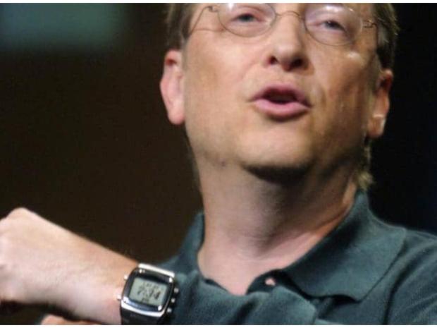 لن تصدق سعر الساعة التي يرتديها الملياردير الأمريكي بيل غيتس