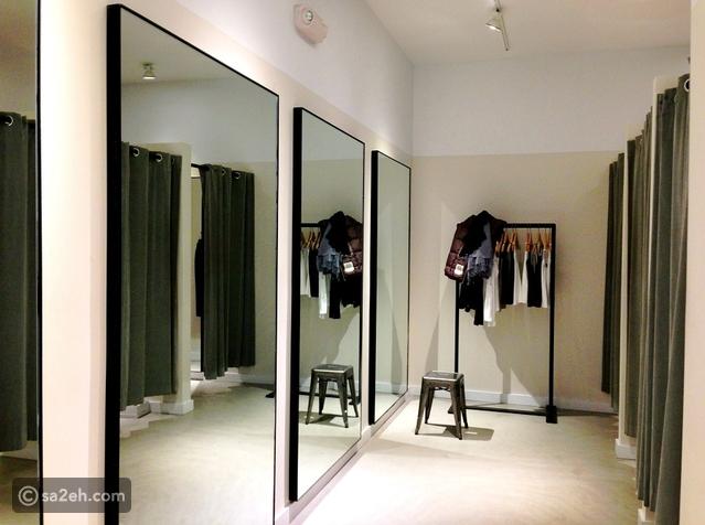 هل غرف القياس في متاجر الملابس آمنة في زمن كورونا؟