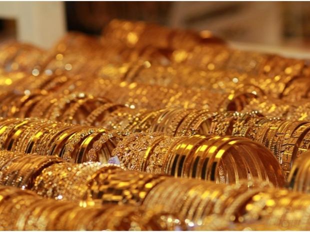 أسعار الذهب تقفز أكثر من 3% لأول مرة منذ 2016
