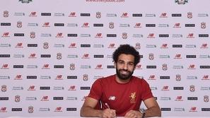 محمد صلاح يكشف عن 3 لاعبين ألهموه لنجاحاته