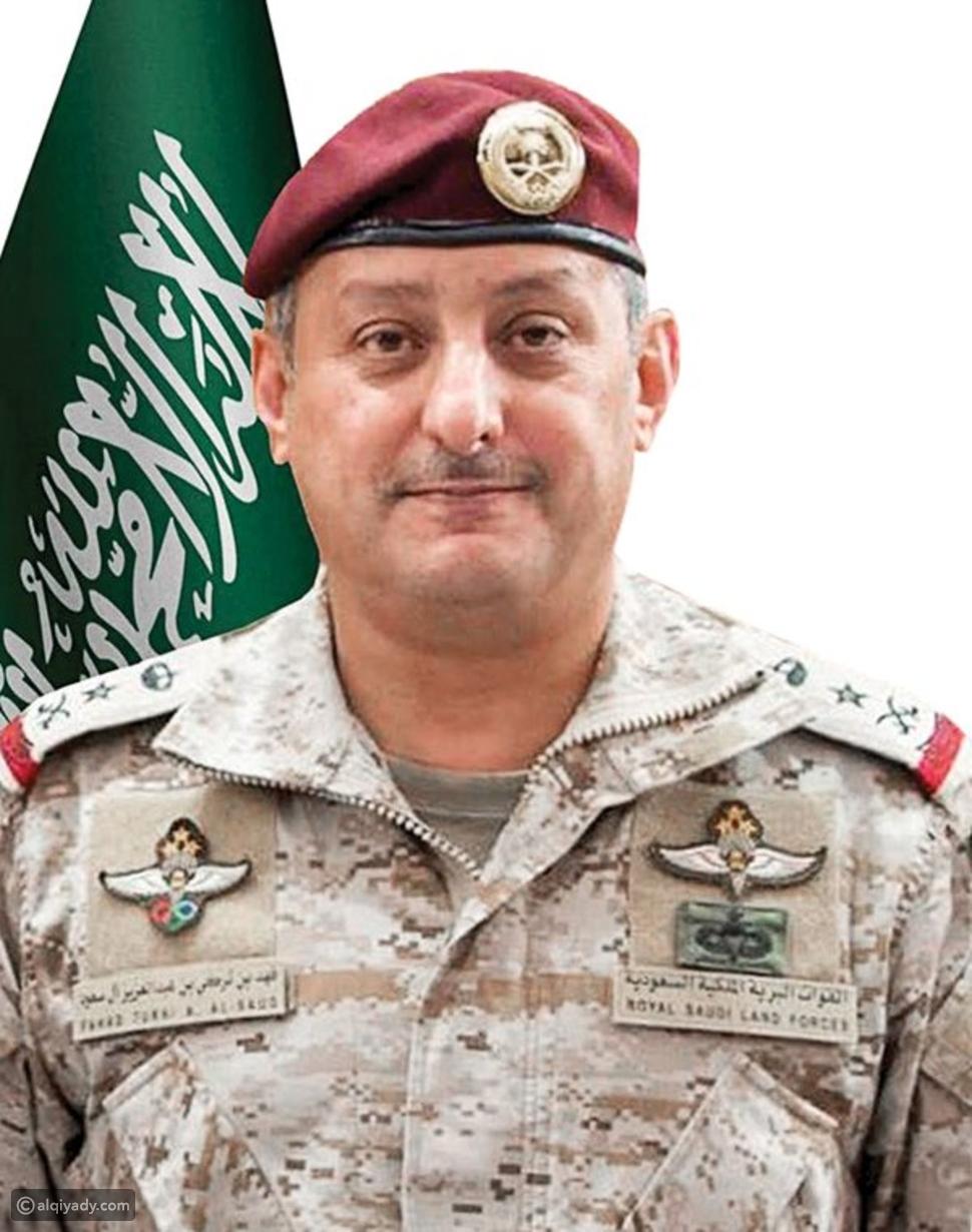 من هو الأمير فهد بن تركي بن عبدالعزيز القيادي