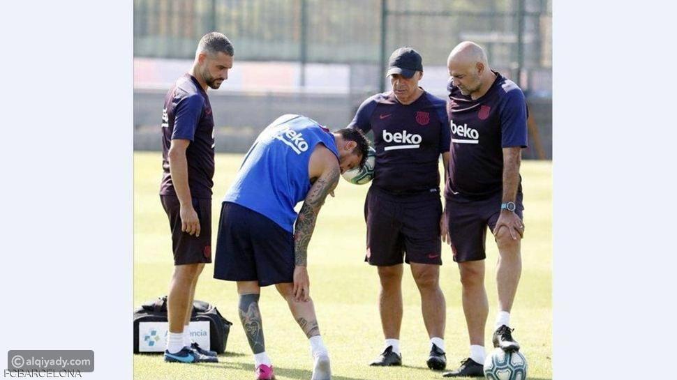 ضربة موجعة لبرشلونة بإصابة ميسي.. واللاعب يغيب عن هذه المباراة