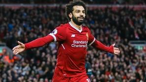 محمد صلاح ثالث أغلى لاعب في العالم