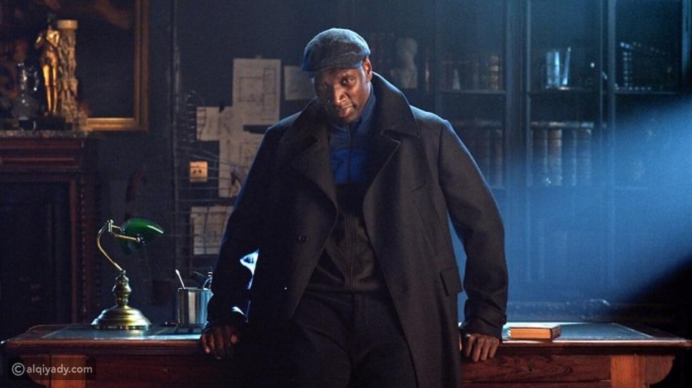لقطة من مسلسل لوبين Lupin