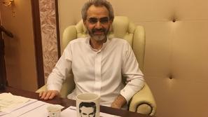 أسئلة محرجة للأمير الوليد بن طلال في لقاء تليفزيوني منتظر ونادر