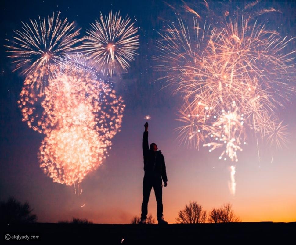 لن تنسى: 7 طرق لجعل ليلة رأس السنة الجديدة مميزة