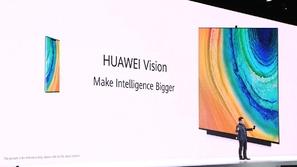 هواوي تُعلن عن تلفازها الذكي Huawei Vision.. تعرف على مواصفاته