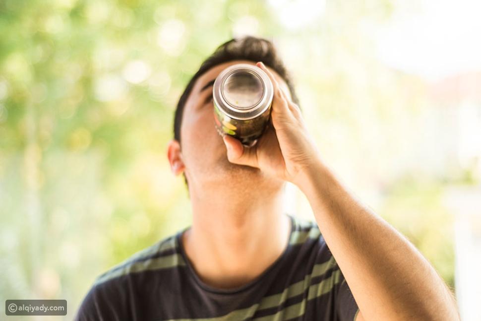 مشروبات الطاقة: احذر تسبب أضرار خطيرة خاصة للرجال