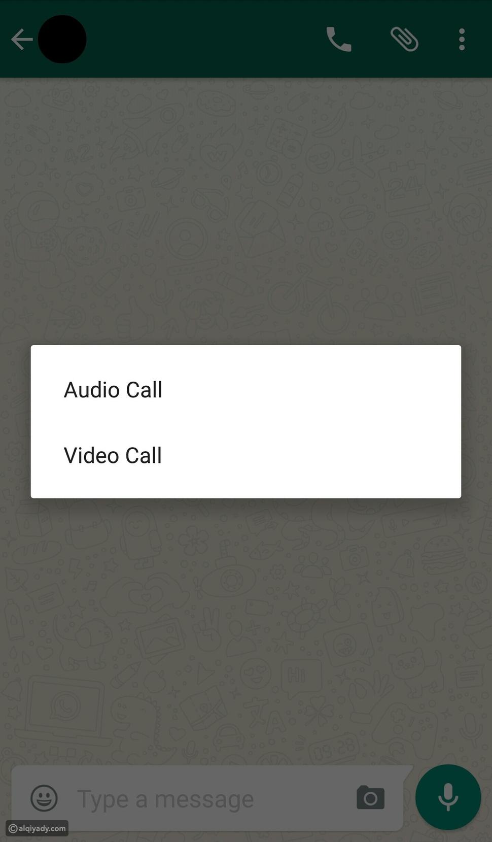 واتساب تدعم مكالمات الفيديو في نسختها التجريبية على نظام تشغيل أندرويد