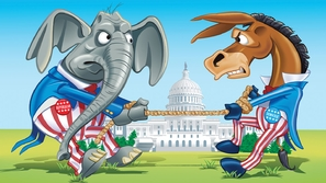 كيف أصبح الحمار والفيل رموز سياسية في الولايات المتحدة الامريكية؟