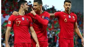بالفيديو.. البرتغال بطلاً للنسخة الأولى من دوري الأمم الأوروبية