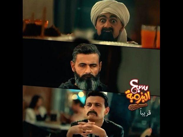 رامز جلال يسخر من أحمد السقا وياسر جلال وأمير كرارة