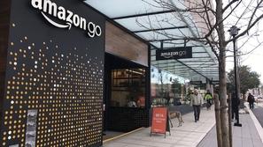 جولة في متجر أمازون جو Amazon Go (فيديو)