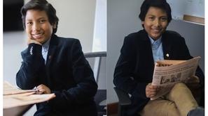 فيديو: طفل يُنشيء بنكًا يخدم 2000 عميل.. شاهدوا قصته