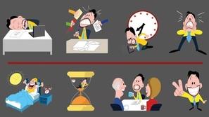 تعلم كيفية إدارة وتنظيم وقتك وتمالك الضغوط في حياتك