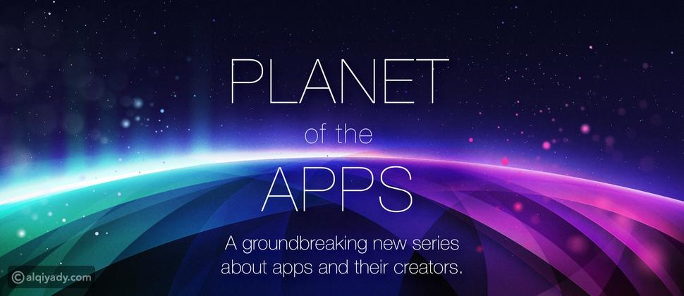 كوكب التطبيقات .. أول برامج آبل التليفزيونية